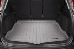 Коврик в багажник для Honda CR-V '06-12, резиновый (WeatherTech) серый