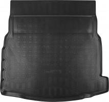 Коврик в багажник для Mercedes E-Class W213 '16- седан, полиуретановый (NorPlast) черный