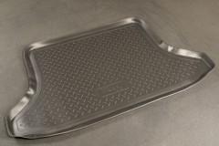 Коврик в багажник для Chery Tiggo '05-12, полиуретановый (NorPlast) черный