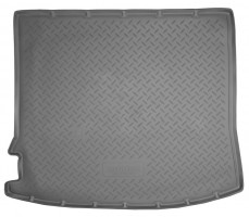 Коврик в багажник для Mazda 5 '10-, полиуретановый (NorPlast) черный