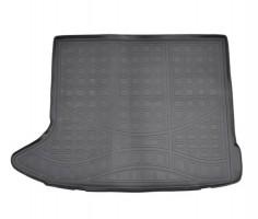 Коврик в багажник для Audi Q3 '11-, полиуретановый (NorPlast) черный