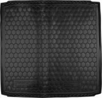 Коврик в багажник для Ssangyong Rexton '01-, резиновый (AVTO-Gumm)