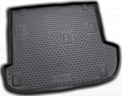 Коврик в багажник для Great Wall Hover H5 '10-, полиуретановый (Novline / Element) черный