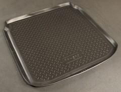 Коврик в багажник для Seat Toledo '05-09, полиуретановый (NorPlast) черный