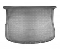 Коврик в багажник для Land Rover Range Rover Evoque '11-, полиуретановый (NorPlast) черный