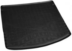 Коврик в багажник для Mazda 3 '14- хетчбэк, резино/пластиковый (NorPlast) черный