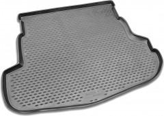 Коврик в багажник для Mazda 6 '08-12 седан, полиуретановый (Novline / Element) черныйEXP.NLC.33.13.B10