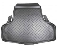 Коврик в багажник для Infiniti G35 Sedan '07-10, полиуретановый (NorPlast) черный