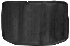 Коврик в багажник для Citroen C3 '10-16, полиуретановый (Aileron)