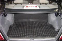 Коврик в багажник для Geely CK '06-, полиуретановый (Novline / Element) черный