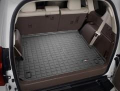 Коврик в багажник для Lexus GX 460 '09-, 7 мест, резиновый (WeatherTech) черный