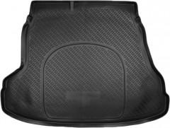 Коврик в багажник для Kia Magentis '06-11 седан, полиуретановый (NorPlast) черный
