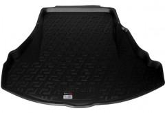 Коврик в багажник для Honda Accord 7 '03-08 седан, резино/пластиковый (Lada Locker)