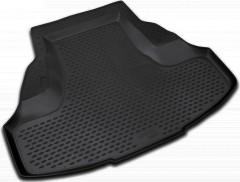 Коврик в багажник для Honda Accord 8 '08-13 седан, полиуретановый (Novline / Element) черный