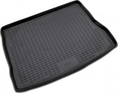 Коврик в багажник для Kia Ceed '06-12 хетчбэк, полиуретановый (Novline / Element) черный