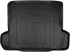 Коврик в багажник для Chevrolet Cruze '09-14 седан, полиуретановый (NorPlast)