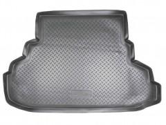 Коврик в багажник для Infiniti M '06-10, полиуретановый (NorPlast) черный