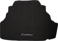 Коврик в багажник для Toyota Camry V40 '06-11 (2.4L), араб/австр. версия, текстильный черный