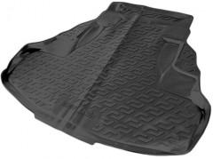 Коврик в багажник для Honda Accord 8 '08-13 седан, резино/пластиковый (Lada Locker)