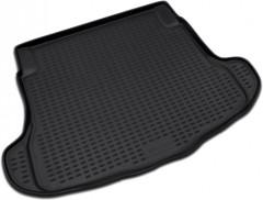 Коврик в багажник для Honda CR-V '06-12, полиуретановый (Novline / Element) черный