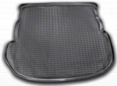 Коврик в багажник для Mazda 6 '08-12 хетчбэк, полиуретановый (Novline / Element) черный