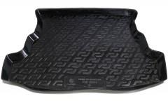 Коврик в багажник для Fiat Albea '02-11, резиновый (Lada Locker)