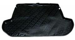 Коврик в багажник для Subaru Outback '09-14, резино/пластиковый (Lada Locker)