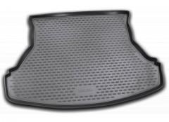 Коврик в багажник для Lada (Ваз) Калина (Ваз) 1118 '04-13, полиуретановый (Novline / Element) черный