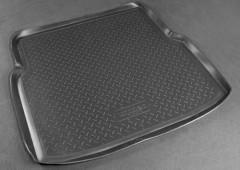 Коврик в багажник для Renault Symbol '06-08 седан, резино/пластиковый (Norplast)