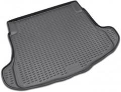 Коврик в багажник для Honda CR-V '06-12, полиуретановый (Novline / Element) серый