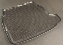 Коврик в багажник для Cadillac BLS '06-10, полиуретановый (NorPlast) черный