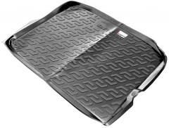 Коврик в багажник для Peugeot 4008 '12-17, резиновый (Lada Locker)