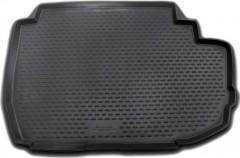 Коврик в багажник для Mercedes S-class W220 '98-05, полиуретановый (Novline / Element) черный