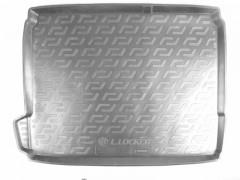 Коврик в багажник для Citroen C4 '11- хетчбэк, резиновый (Lada Locker)