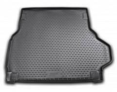 Коврик в багажник для Land Rover Range Rover '02-12, полиуретановый (Novline / Element) черный