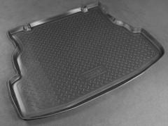 Коврик в багажник для Renault Symbol '08-12 седан, резино/пластиковый (Norplast)
