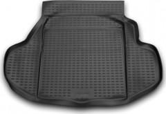 Коврик в багажник для Honda Legend '04-13, полиуретановый (Novline / Element) черный