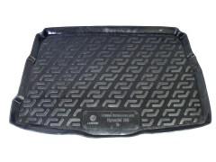 Коврик в багажник для Hyundai i30 GD '13-16 хетчбэк, резиновый (Lada Locker)
