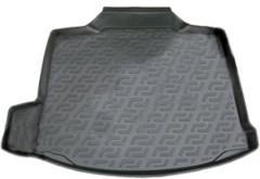 Коврик в багажник для Chevrolet Malibu '12-, резиновый (Lada Locker)