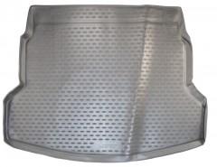 Коврик в багажник для Honda CR-V '12-17, полиуретановый (Novline / Element) черный