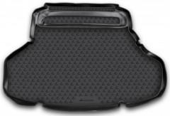 Коврик в багажник для Lexus ES '12-, полиуретановый (Novline / Element) черный NLC.29.26.B10
