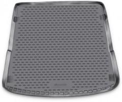 Novline Коврик в багажник для Audi Q7 '05-14, полиуретановый (Novline) серый