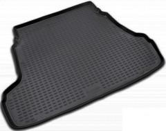 Коврик в багажник для Hyundai Elantra HD '06-10, полиуретановый (Novline / Element) черный