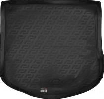 Коврик в багажник для Ford Mondeo '07-14 универсал, резиновый (Lada Locker)