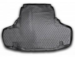 Коврик в багажник для Lexus GS '12-, полиуретановый (Novline / Element) черный