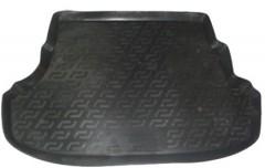 Коврик в багажник для Hyundai Accent (Solaris) '11-17 седан, резино/пластиковый, не складывающееся зад. сидение (Lada Locker)