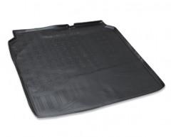 Коврик в багажник для Citroen C4 '13- седан, полиуретановый (NorPlast) черный