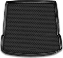 Коврик в багажник для Kia Mohave '09- (5/7 мест), полиуретановый (Novline / Element) черный