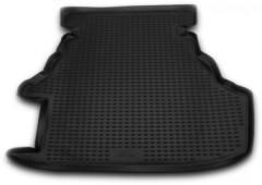 Коврик в багажник для Toyota Camry V40 '06-11 (2.4L), полиуретановый (Novline / Element) черный