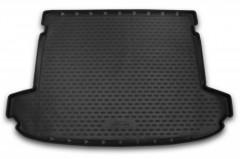 Коврик в багажник для Kia Sportage 2016 -, полиуретановый (Novline / Element)